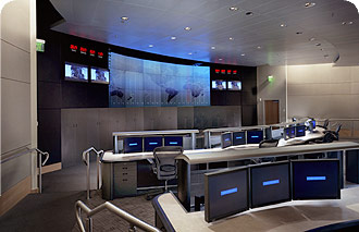 Noc Furniture Consoles Emergency Network Operations